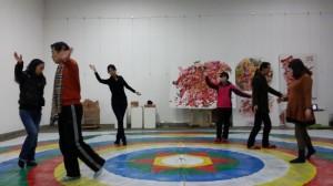 Vajra Dance in China