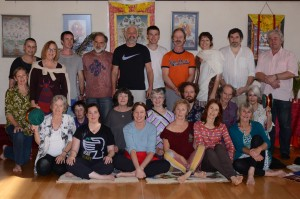 Chöd Retreat led by Angie Gilbert at Namgyal Gar South, Australia