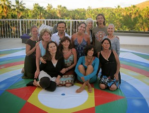 Todos Santos: Dance of the Six Spaces, Open course with Anna Neyman, March 22-23 , 2014