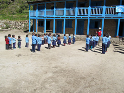 Prayers before the lessons
