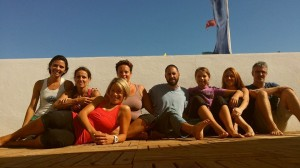 Introduction to Yantra Yoga at Dzamling Gar, Tenerife, Spain