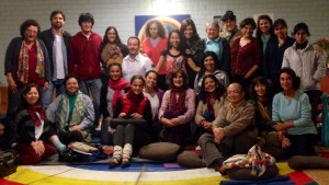 Mandarava Retreat with Nina Robinson in Lima, Peru