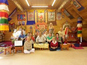 Mandarava Retreat in Latvia