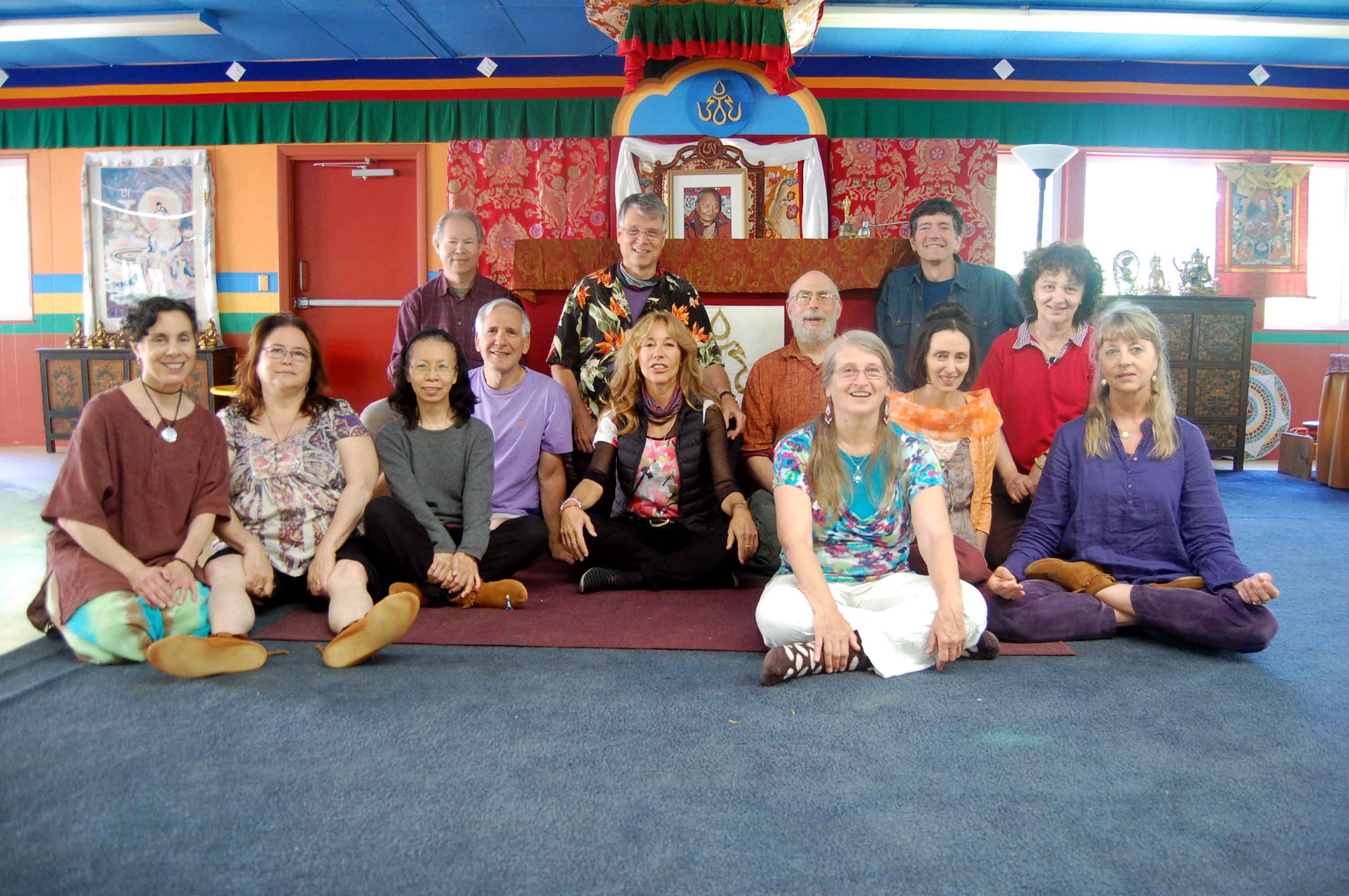 Deepening the Vajra Dance Course with Bodhi Krause, June 13-15, 2014 - Tsegyalgar East Gonpa, Conway