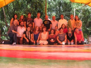 Vajra Dance Course in Mexico