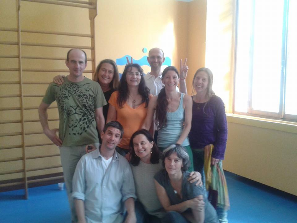 Vajra Dance with Eleonora Folegnani from May 31 to June 2 in Venice, Italy