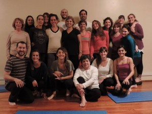 Introduction to Yantra Yoga in Argentina – June 6-8, 2014