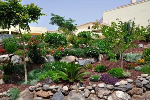 Dzamling Gar gardens 45