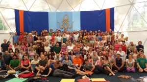 Kumbhaka and Tsalung course at Kunsangar North, Russia