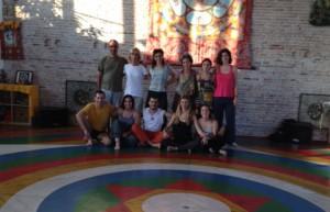 Yantra Yoga in Barcelona