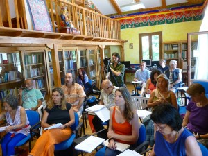 Tibetan Language Courses at Merigar West in 2017