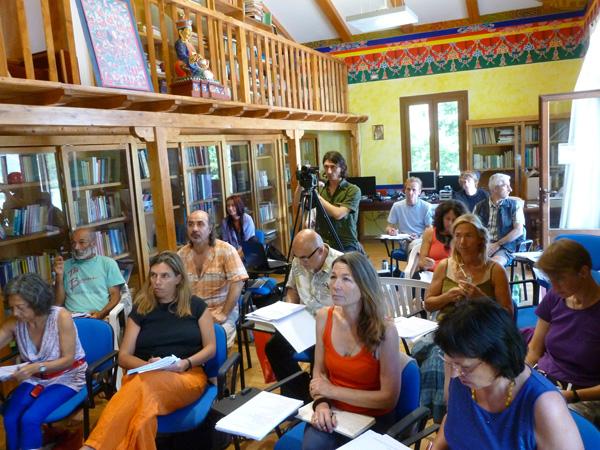 Tibetan Language Courses at Merigar West in 2017