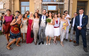 Married Viola and Davide