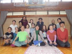 Yantra Yoga in Japan