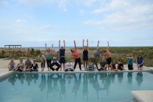 Yantra Yoga Open Level II Retreat 2014