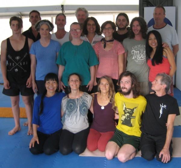 Yantra Yoga Teacher Training Level 1 with Laura Evangelisti, Namgyalgar North, Australia, October 12-19, 2014