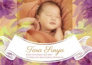 Passages – Birth of Tara Surya in Germany