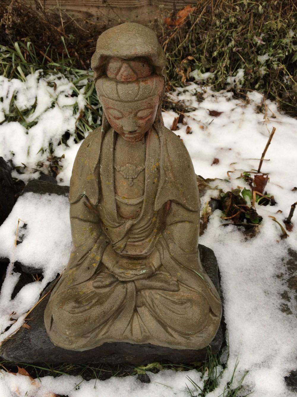 Buddha at Khandroling