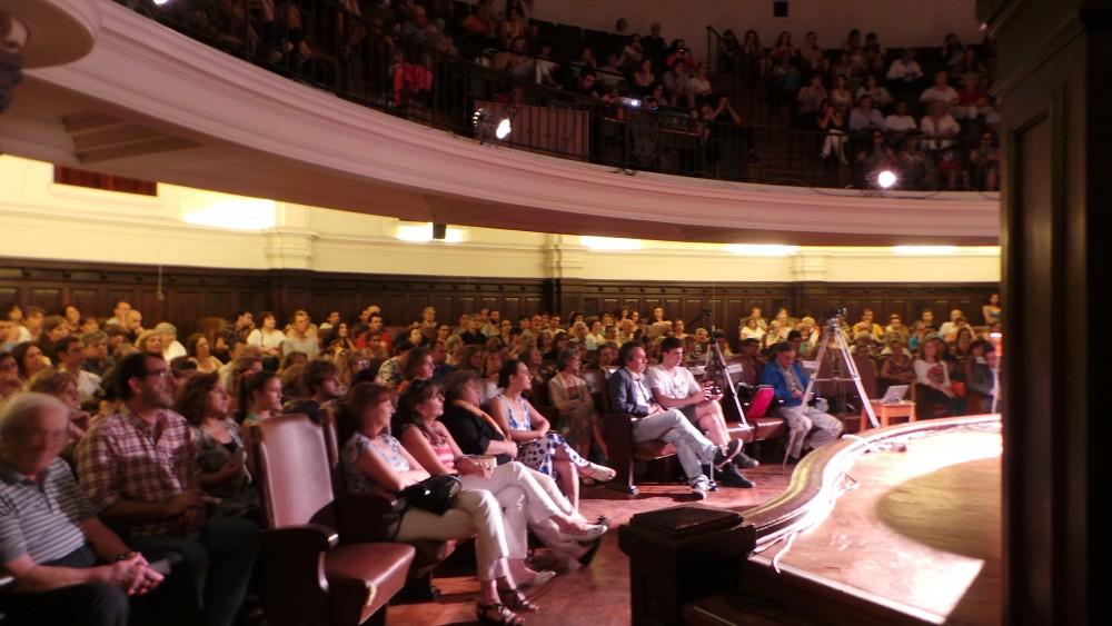 Public Talk by Chögyal Namkhai Norbu at the National University of Córdoba