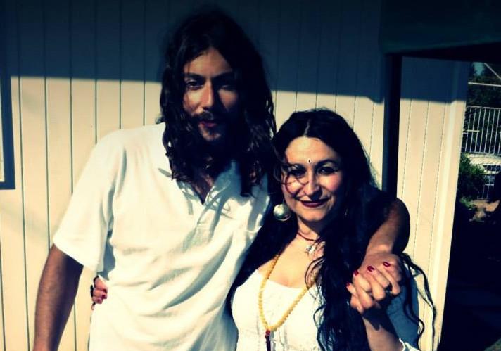 Elizabeth Lopez Salinas and Nicolas Igualt Olguin in  Limache, Chile on December 21st,  2014