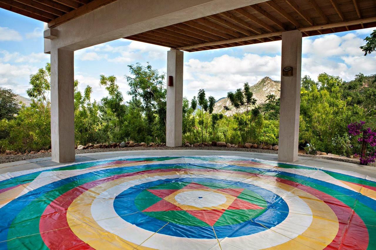 New Dance Mandala