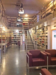 The library of the Italian Institute for Africa and the East (IsIAO)