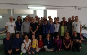 Yantra Yoga Third Level Teacher Training, Part II