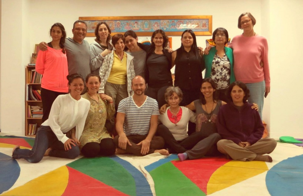 Harmonious Breathing with Nataly Nitsche and Max Leshchenko in Dekyitling, Costa Rica, January 9-12, 2015