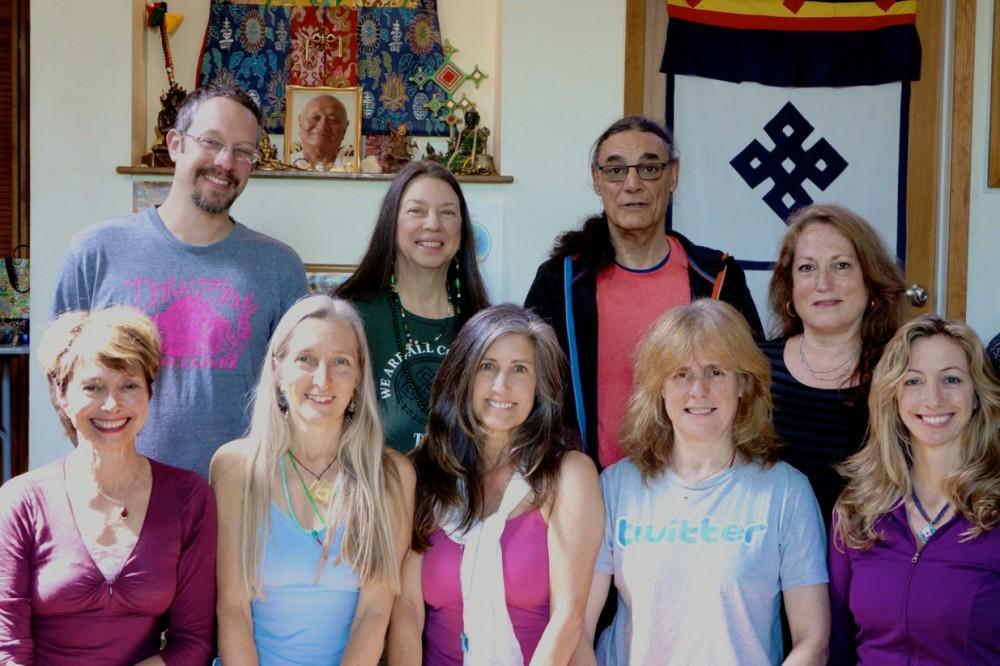 Breathe Training with Fabio Andrico March 9-13, 2015 at Dondrubling Berkeley, California