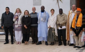 Third Interfaith Prayer for Peace, Respect and Coexistence, Tenerife