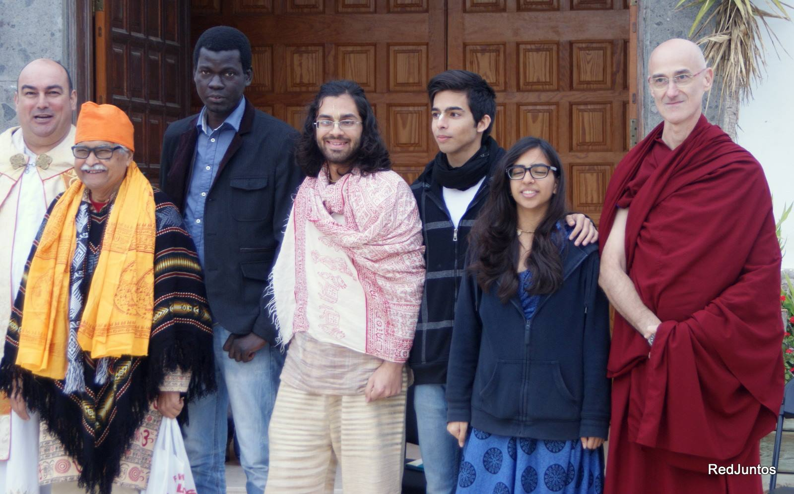 More participants in the Inter Faith Meeting