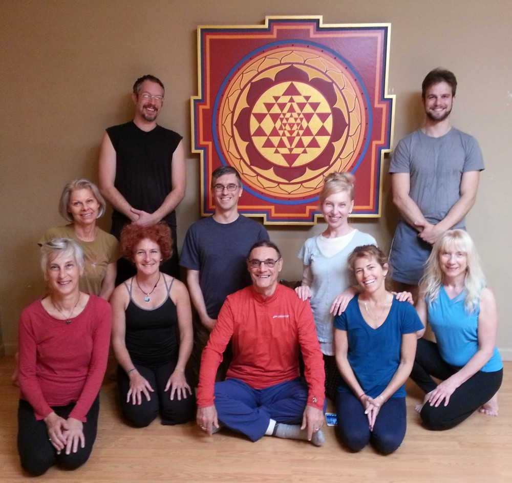 The Art and Practice of Yantra Yoga: an Intensive Immersion into the Tibetan Yoga of Movement, Match 23-26, at The Yoga Tree in San Francisco, California