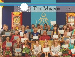 The Mirror issue 127 Posted