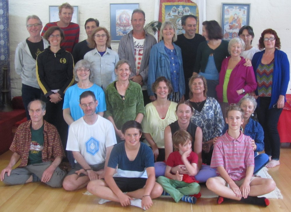 Easter Chöd Retreat with Angie Gilbert at Namgyalgar North, NSW, Australia