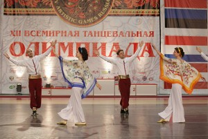 Khaita Joyful Dances in Moscow