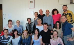 SMS Retreat in Palphelling, Dnepropetrovsk, Ukraine