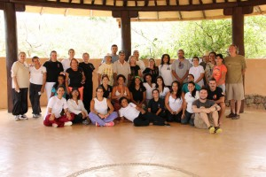Qigong Course at Tashigar North, Venezuela