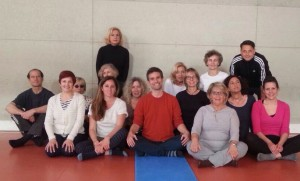 Yantra Yoga in North East Italy