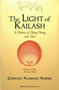 Light of Kailash Volume Three