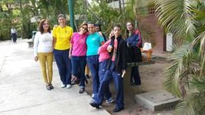 The Second Part of the Vajra Dance Course for Young People with Special Needs in Caracas, Venezuela