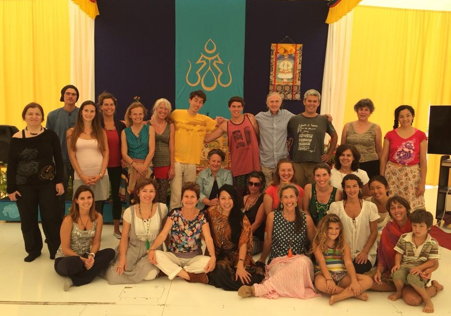 Vajra Dance Supervision with Adriana Dal Borgo, Supervision dates with Adriana Dal Borgo at Dzamlingar, April 15 - 17, 2015 Dance of the Three Vajras, April 20 - 22, 2015 Dance That Benefits Beings