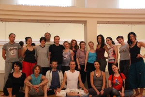 Open Yantra Yoga Course in Minsk