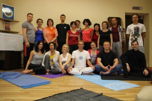 Yantra Yoga in Minsk