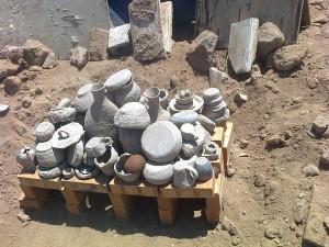 Dzamling Gar Pottery