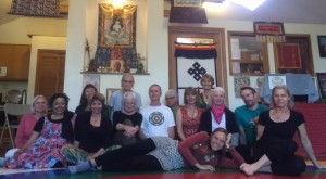 Vajra Dance Course with Carisa O'Kelly at Dondrubling in Berkeley