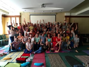 Dream Yoga in Ukraine with Michael Katz