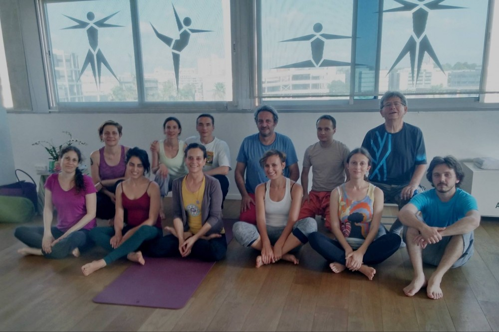 Introduction to Yantra Yoga at Kibbutz Galuiot st #20, Tel Aviv , Israel with Orit Kenan June 12, 13 and 20, 2015