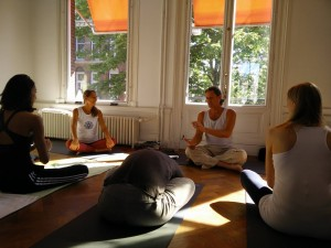 Yantra Yoga First Level Supervision with Laura Evangelisti