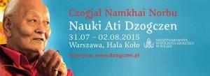 Chögyal Namkhai Norbu in Poland