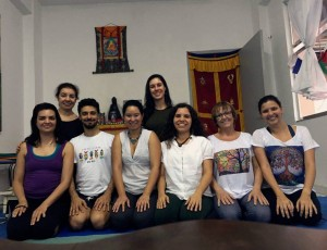 Yantra Yoga in Brazil